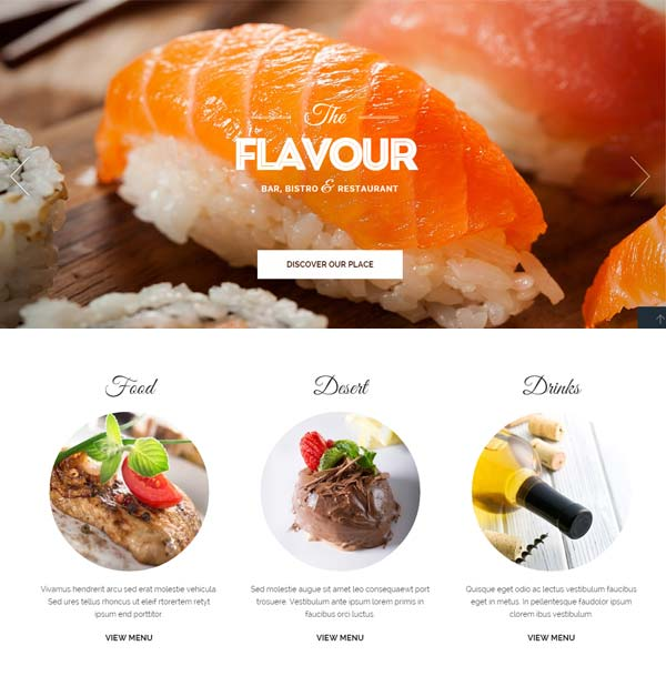 flavour-wordpress-theme