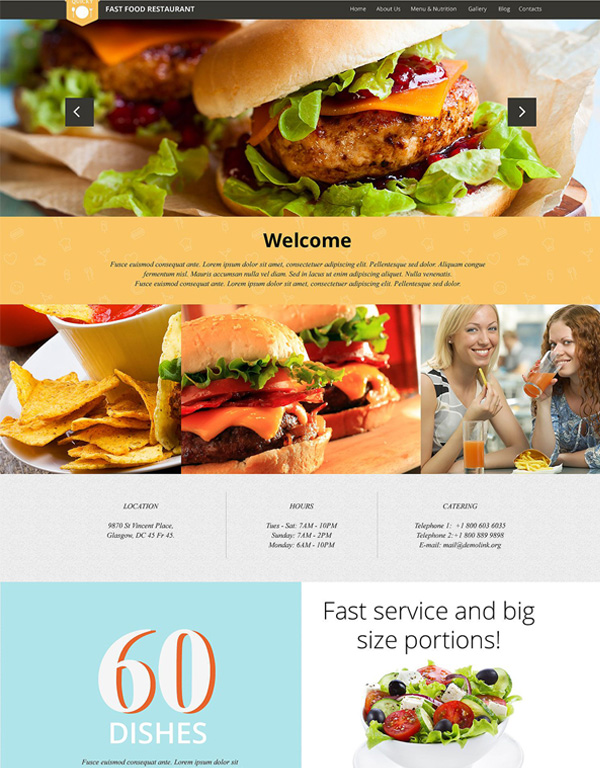 quick-snack-wordpress-theme