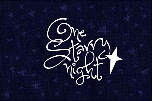 starry-night-font