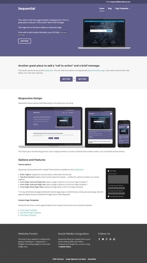 sequential-wp-theme