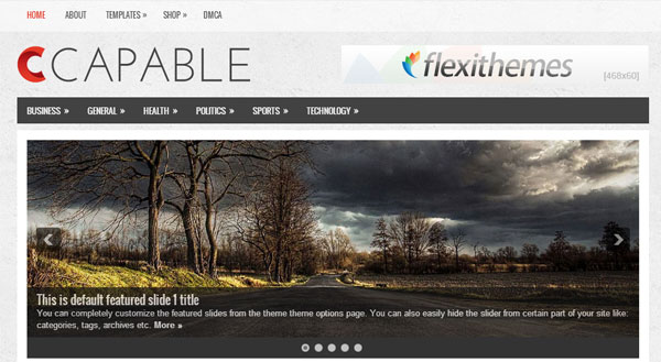 capable-wordpress-theme