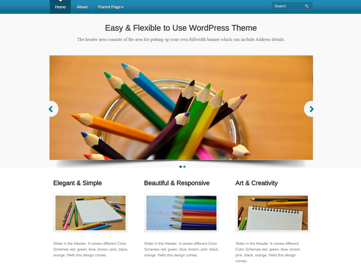 BizWay-wordpress-theme
