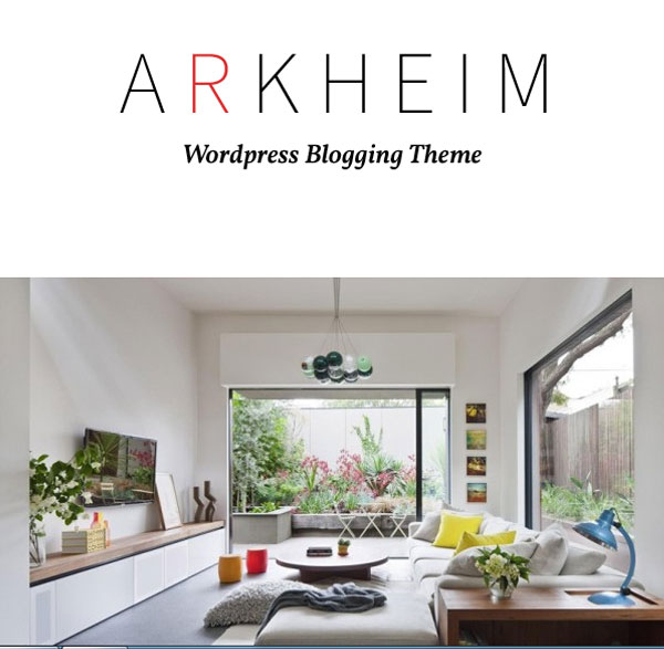 arkheim-wordpress-theme