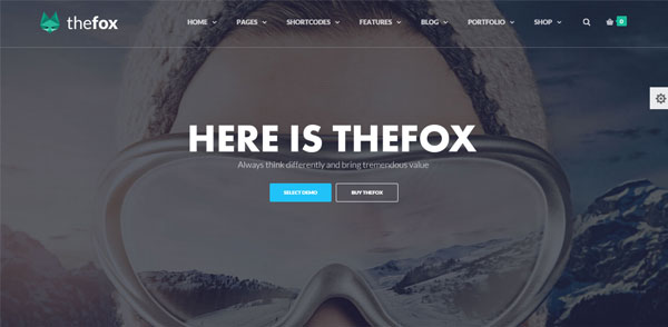thefox-wordpress-theme