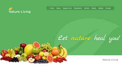 Naturopathy WordPress Theme